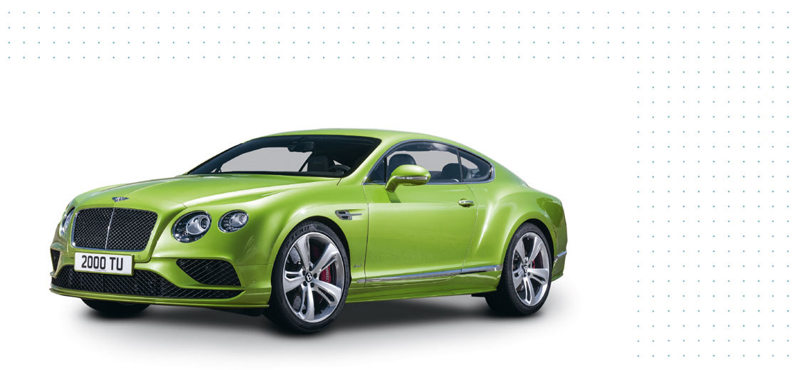 Continental GT (photo)
